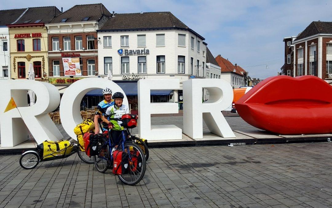 Harry en Gerda Kanis gaan op fietsvakantie én nemen WEER mee: het AXIWI communicatiesysteem