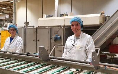 SanoRice communiceert Coronaproof: opleiders coachen 'trainees' in productieomgeving met AXIWI