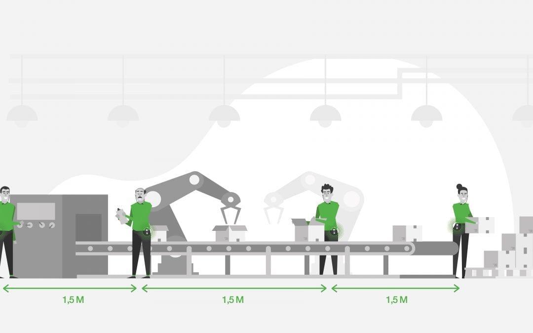 Blog: de 5 voordelen van het werken met een duplex communicatiesysteem in een fabriek!
